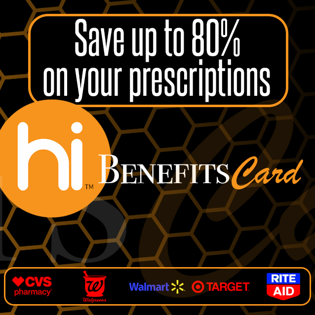 hi Benefits Card