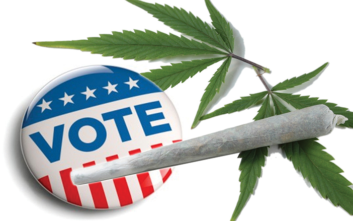 Cannabis in the 2020 Primaries
